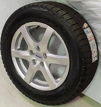 Vinterhjulspaket Fiat 500X Hankook 16Tum