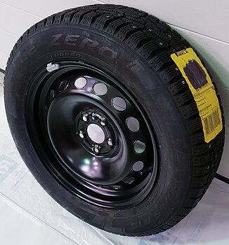 Vinterpaket Fiat Doblo Pirelli dubb
