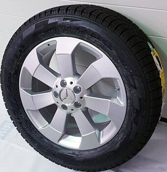 Vinterpaket Mercedes ML Pirelli friktion 18""