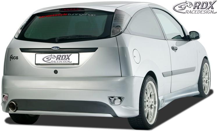 RDX Front Spoiler VARIO-X i30 FD//FDH 2007-2010 Front Lip Splitter
