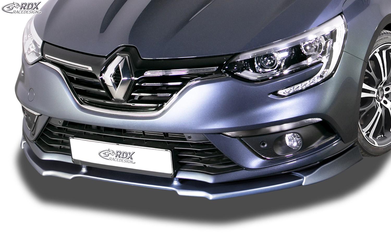 RDX Front Spoiler VARIO-X Megane 3 RS Front Lip Splitter