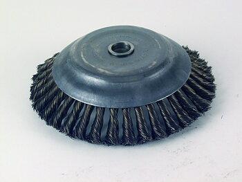 Cirkulärborste för röjsåg. 200x25,4mm