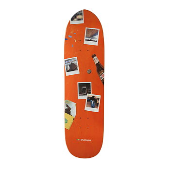 PICTURE SKATEBOARDS - Memories #4 - Rocket Shape 8.5