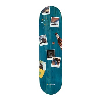 PICTURE SKATEBOARDS - Memories #4 - 8.125