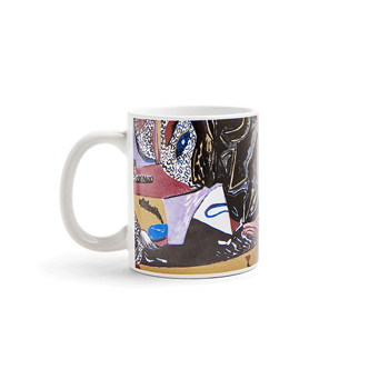 Polar Skate Co. - Hideout Mug - White