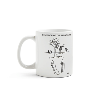 Polar Skate Co. - In Search Of The Miraculous Mug - White