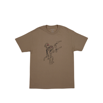 GX 1000 - Spray Tee -  Safari Green