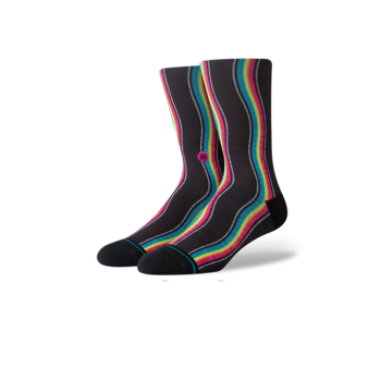 Stance - Rainbow Waves - Multi