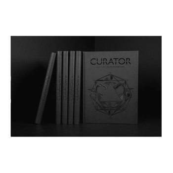 Curator publishing - Curator Vol II - Cult of snowboarding (Hard cover)