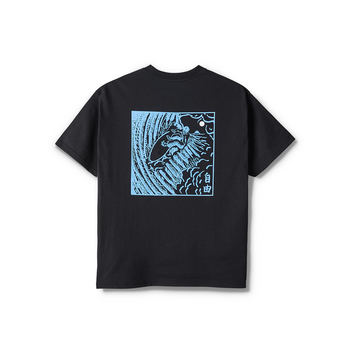Polar Skate Co. - Shin Tee - Black