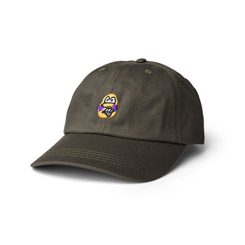 Polar Skate Co. - Dance Face Cap -Army green