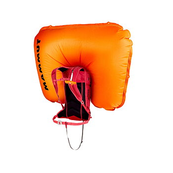 Mammut - Flip Removable Air bag 3.0 - Dragon fruit 22L
