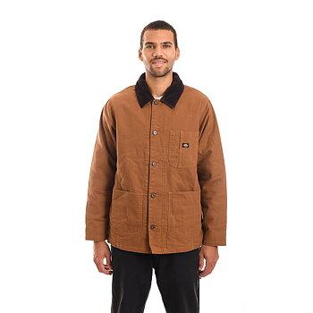 Dickies - Baltimore Chore jacket - Brown duck