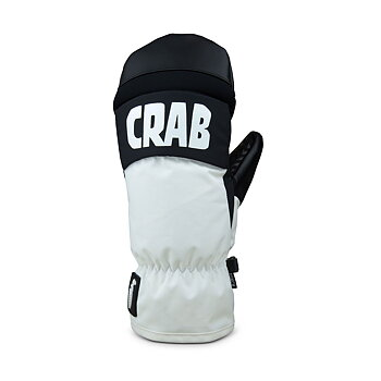 Crab grab - Punch mitt - White