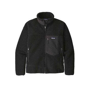 Patagonia - M's Classic Retro-X Jkt - Black w/Black