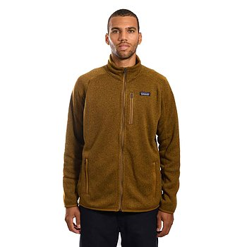 Patagonia - M's Better Sweater Jkt - Mulch Brown