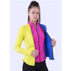Jacka Lima från Moka i rosa, blått eller gult