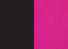 Gymnastikdräkt i svart med kantning i färg