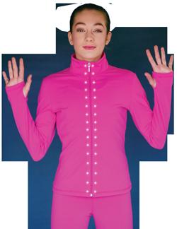 Skön träningsjacka från Chloe Noel i 3 olika färger