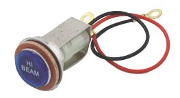 Indikatorlampa H/Ljus Blå,Fxs 77-,Fxwg 80-