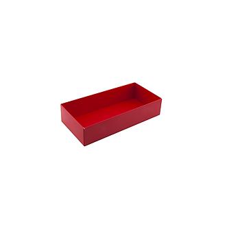 Botten till 8-bitars pralinask, röd