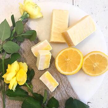 Färdigpackad limpa - Lemon Curd & Maräng 12 st