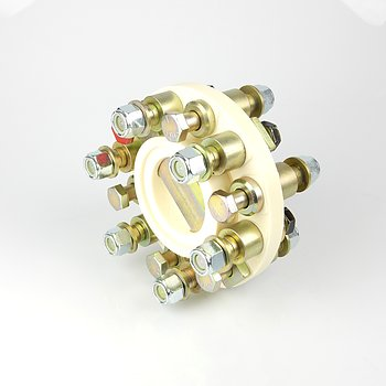"""R&D flexibel koppling typ 39 för 7 1/4"""" fläns"""