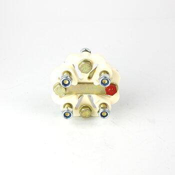 R&D flexibel koppling typ  2 för 100 mm Yanmar fläns