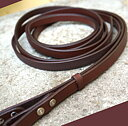 WL Split Reins, brown