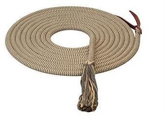 NYHET! Organisk bambu! EcoLuxe™ Bamboo mecate, beige/grå