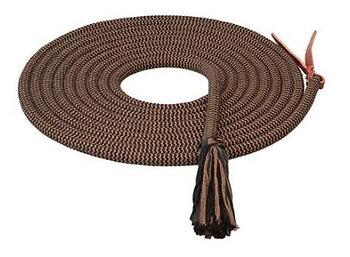 NYHET! Organisk bambu! EcoLuxe™ Bamboo mecate, brun/svart