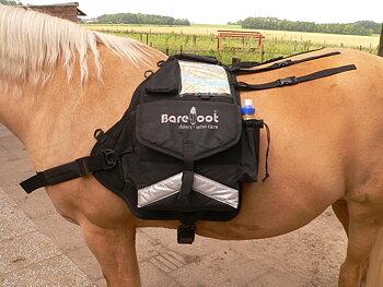 Barefoot® Backpack Walk-My-Horse™ (Vandra med hästen)