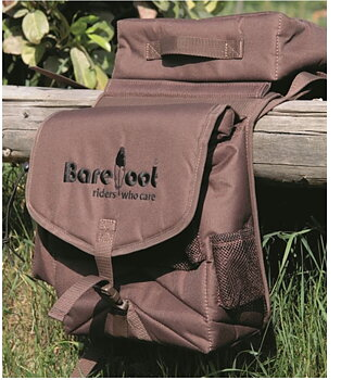 Barefoot® Backpack Trail 2-in-1 (Engelska/Western), svart