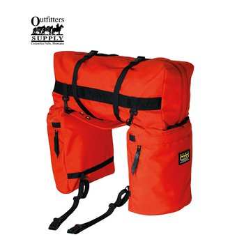 Outfitters Supply™TrailMax Original Rear Saddlebag (Engelska/Western), Orange