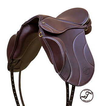 Taur Gaiter Dressage 2019, Chocolate / Havanna