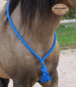 Halsring / cordeo Brockamp (tre storlekar), blå