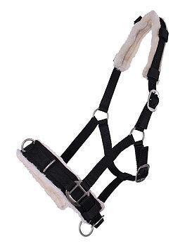 Nylonkapson Soft QHP, 3 ringar, svart