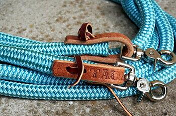 Reptyglar Yacht Braid PRO, ljusblå