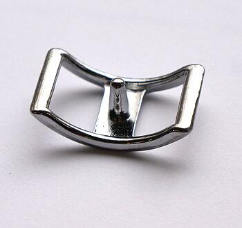 Conway spänne, silver, 13 mm