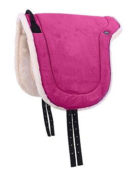 Barbacka / ridpad QHP (två storlekar), rosa