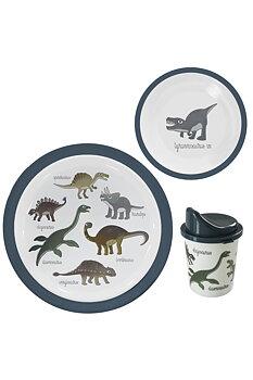 Sebra: Matset, Dinosaurer