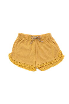 Play Up:  Shorts med fransar