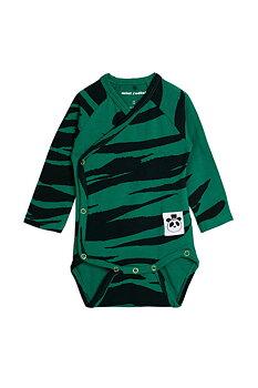 Mini Rodini: Tiger body, Green