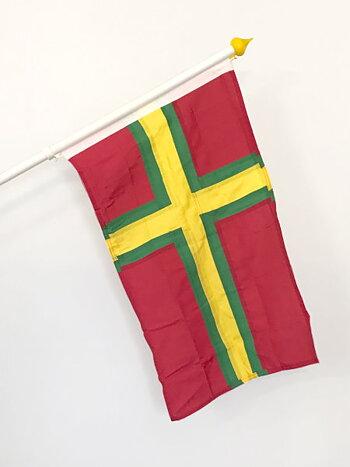 Österlens korsflagga