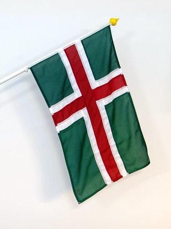 Regionsflagga Småland