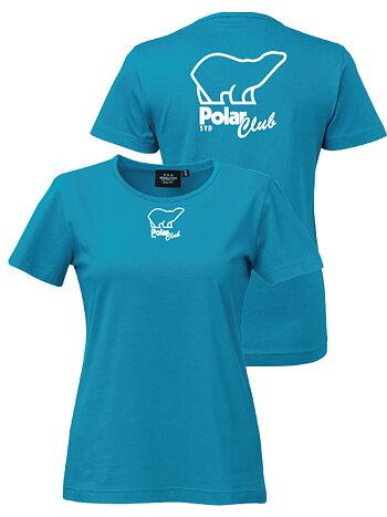 Dam t-shirt blue
