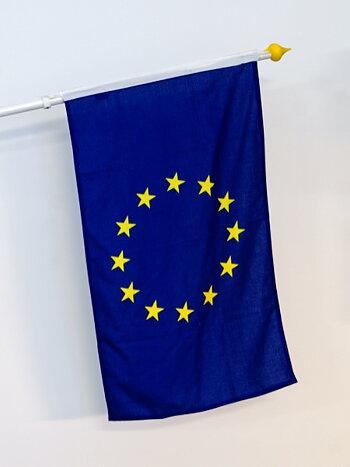 EU fasadflagga