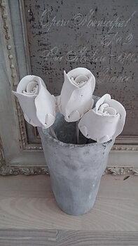 Silikonform vacker tulipanaros/tulpan/ros