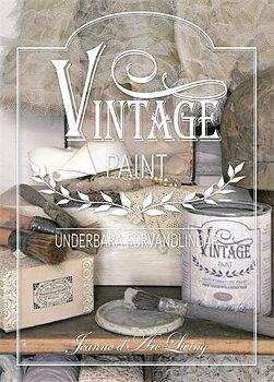 Vintage Paint 1 bok
