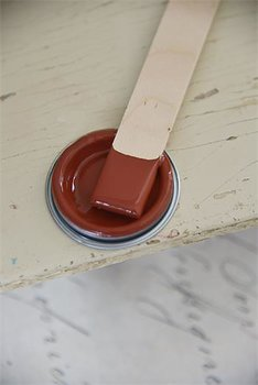Vintage Paint - Rusty Red 100 ml